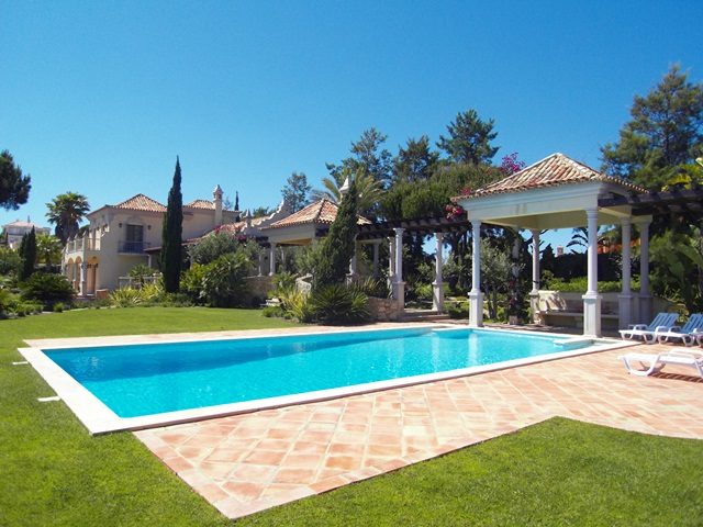 Villas For Sale In Vilamoura Portugal
